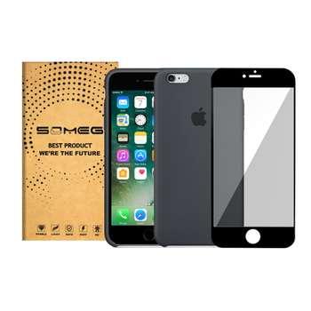 کاور سومگ مدل SIC مناسب برای گوشی موبایل اپل iPhone 6s Plus به همراه محافظ صفحه نمایش