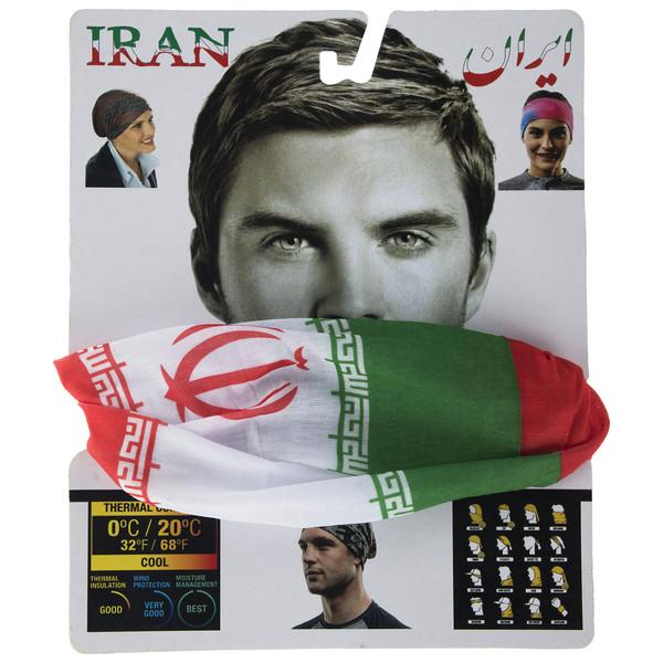 دستمال سر و گردن مدل Iran01