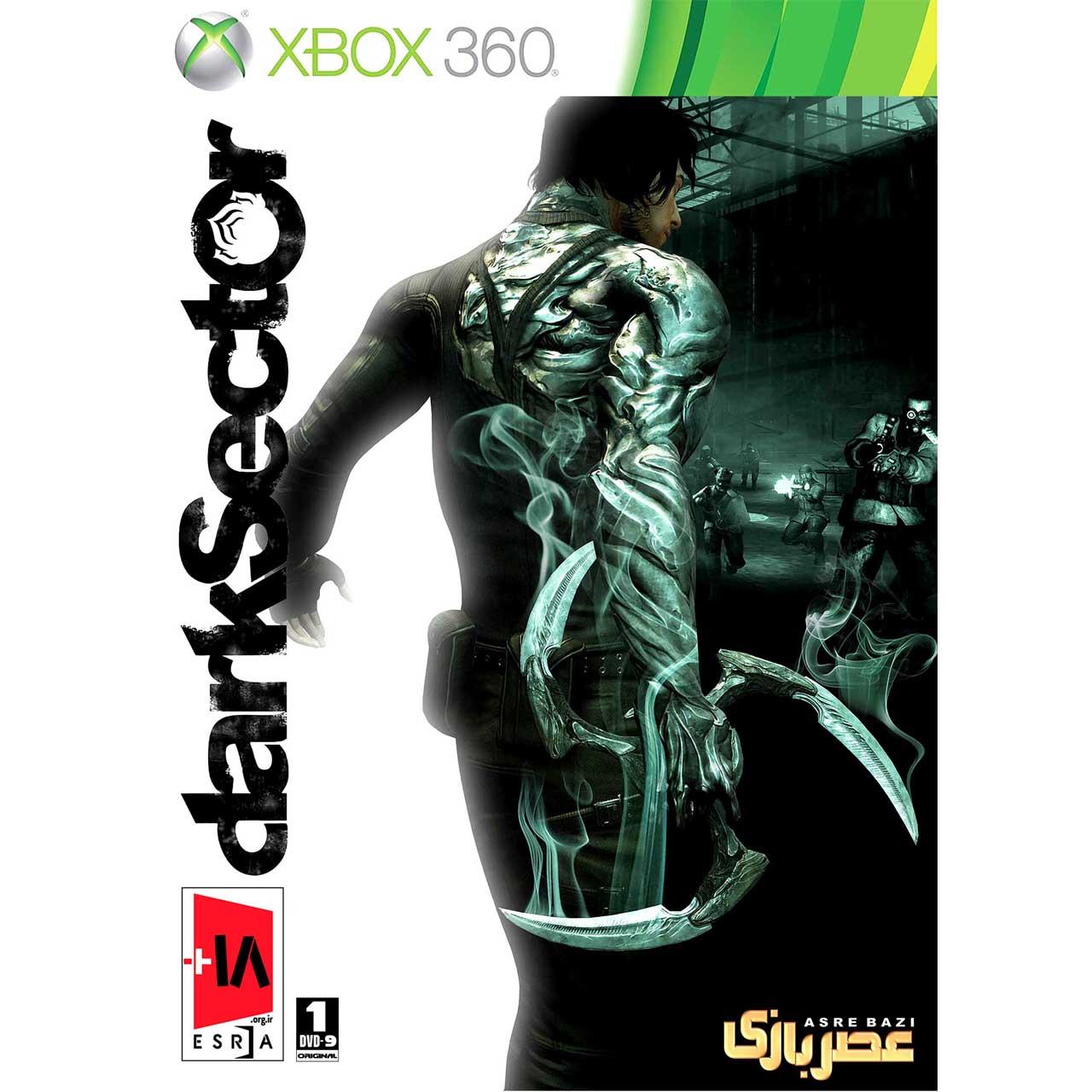 بازی DARKSECTOR مخصوص ایکس باکس 360