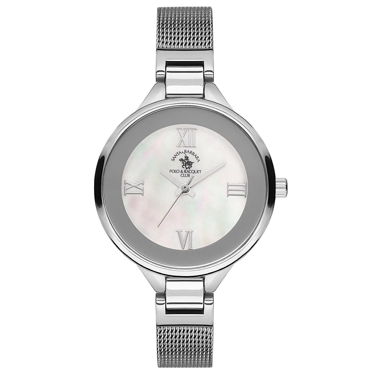 ساعت مچی عقربه ای زنانه سانتا باربارا مدل sb.3.1141.1