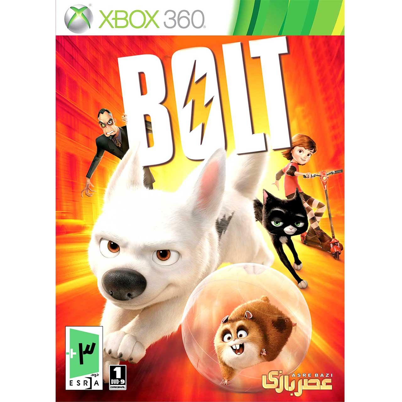 بازی BOLT مخصوص ایکس باکس 360