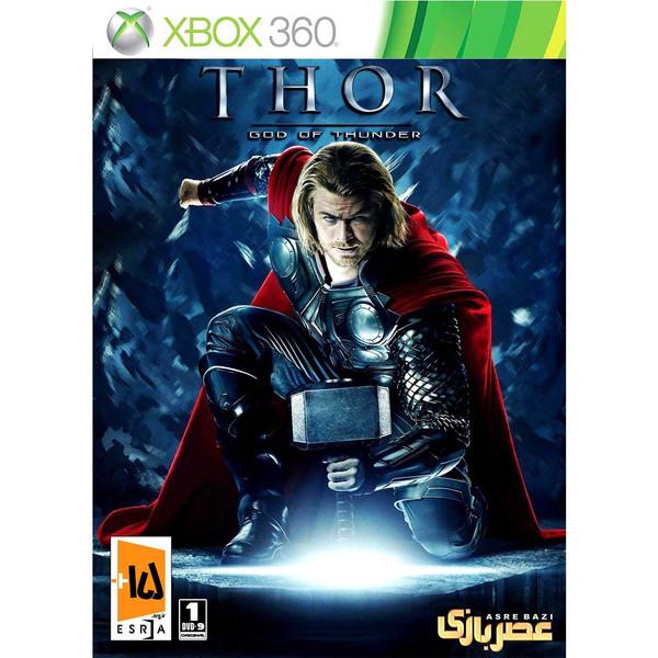 بازی THOR God Of Thunder مخصوص ایکس باکس 360 عصربازی