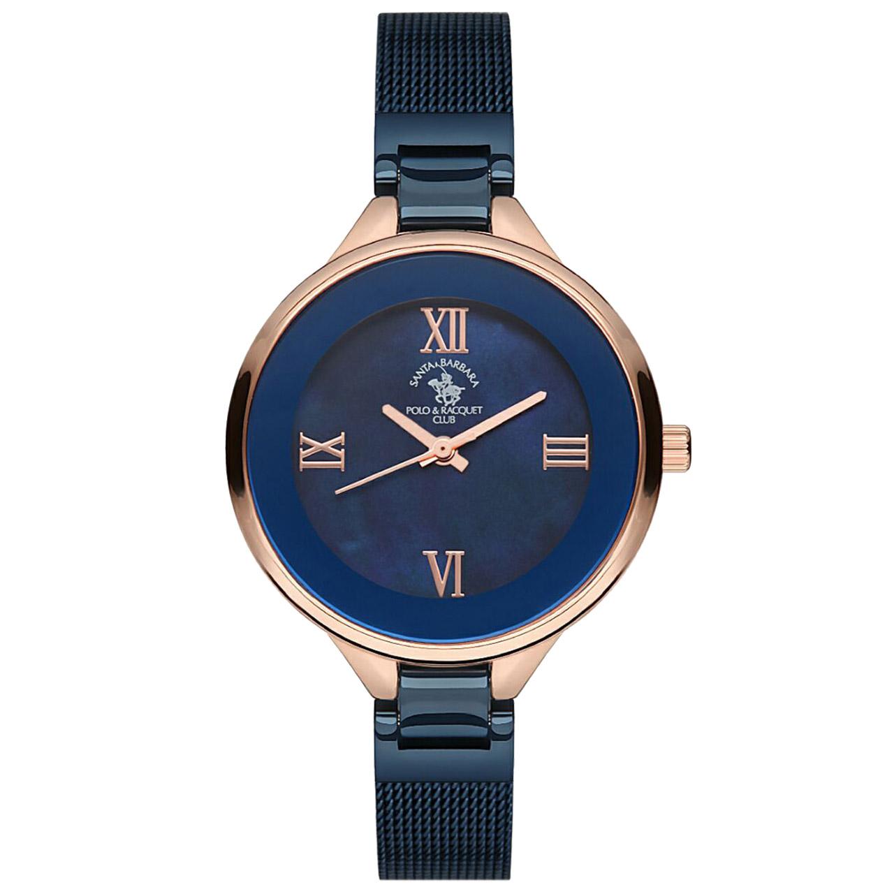 ساعت مچی عقربه ای زنانه سانتا باربارا مدل sb.3.1141.2