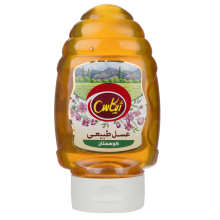 عسل طبیعی کوهستان ژیکاس مقدار 400 گرم
