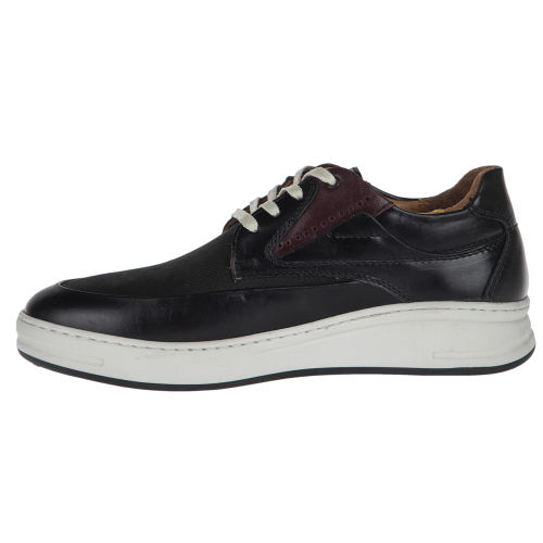 کفش مردانه استینگ مدل گروت بندی مشکی