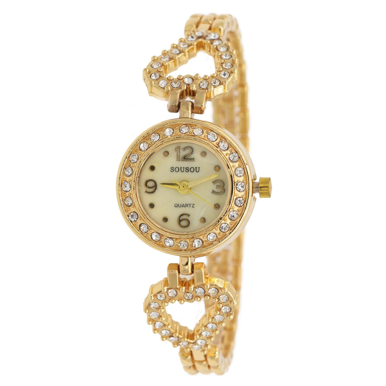 ساعت مچی عقربه ای زنانه سوسو مدل SS1982