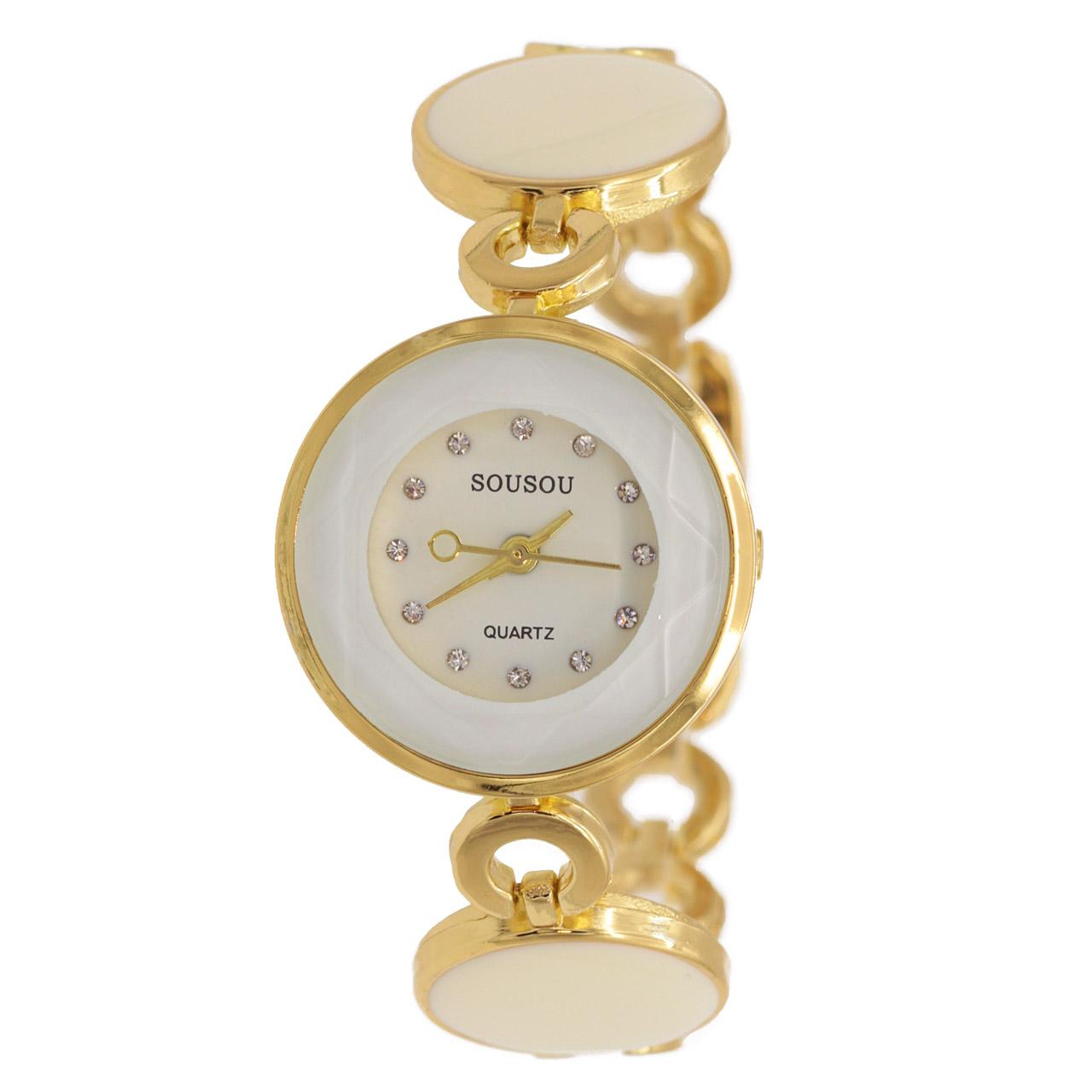 خرید ساعت مچی عقربه ای زنانه سوسو مدل SS1983