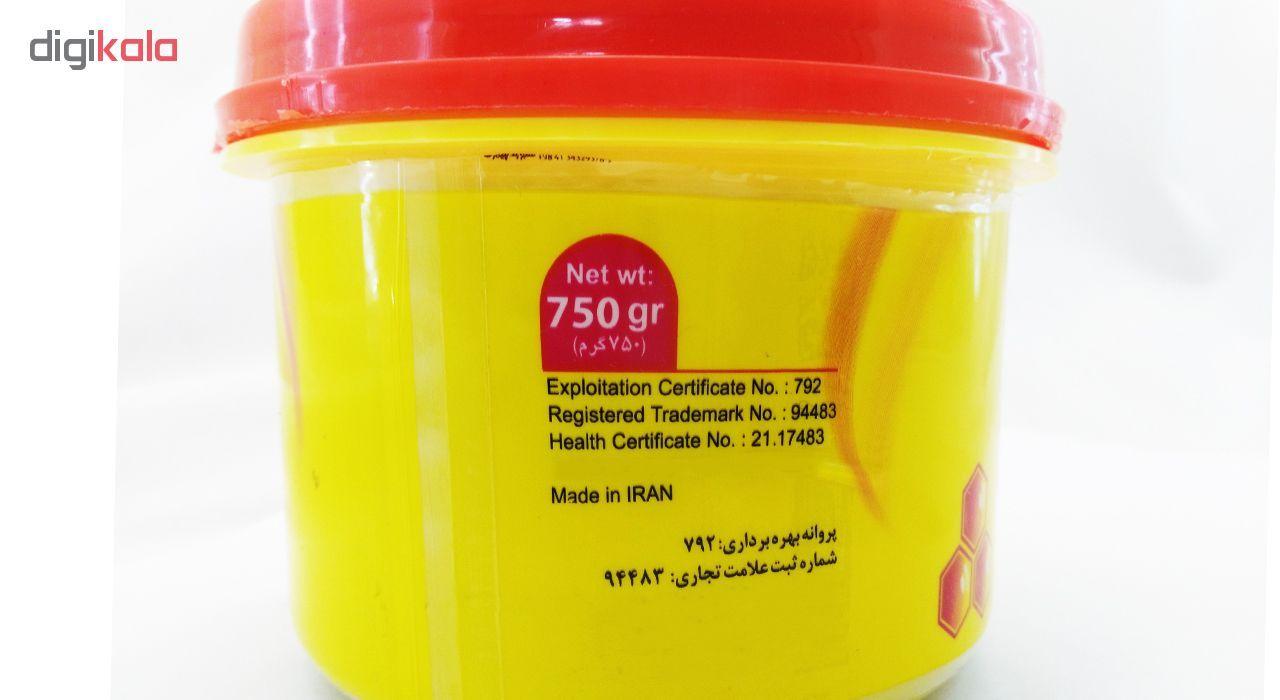 موم سرد پروین مدل Honey حجم 750 گرم بسته 2 عددی main 1 5