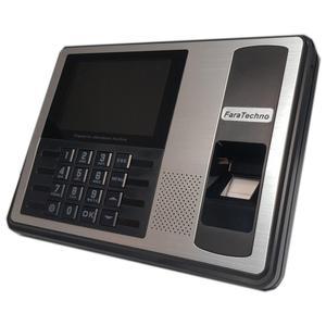 دستگاه حضور و غیاب فراتکنو مدل F70 همراه با 10 عدد کارت تردد
