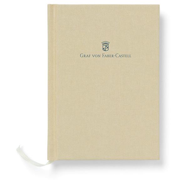 دفتر گراف فون فابر کاستل مدل Linen-bound book A4