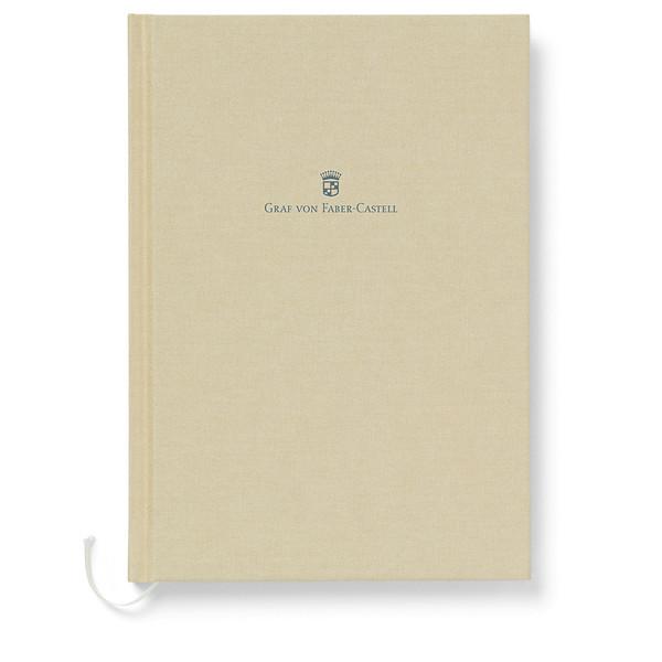 دفتر گراف فون فابر کاستل مدل Linen-bound book A5