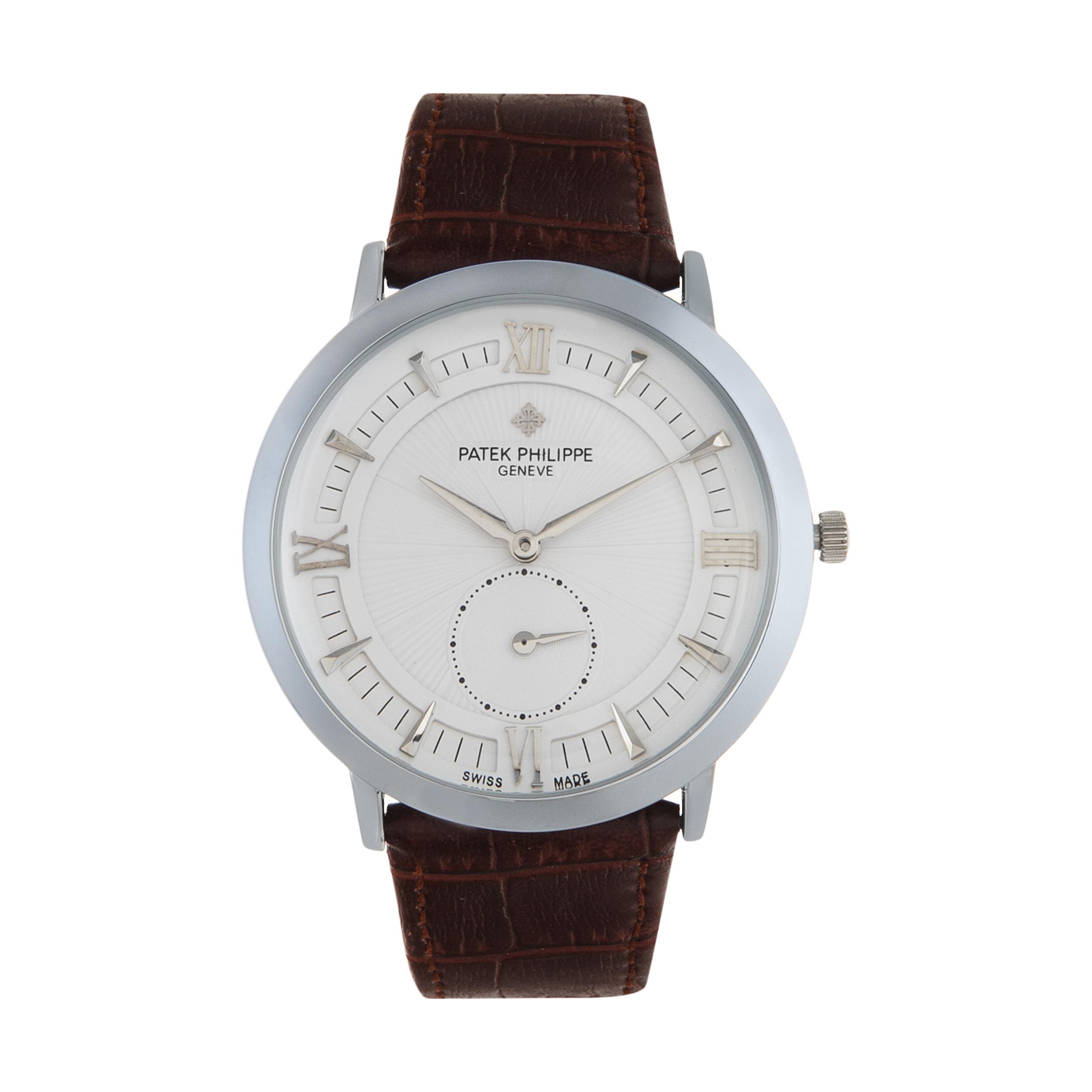 قیمت                      ساعت مچی عقربهای مردانه مدل Pat-p00505269b