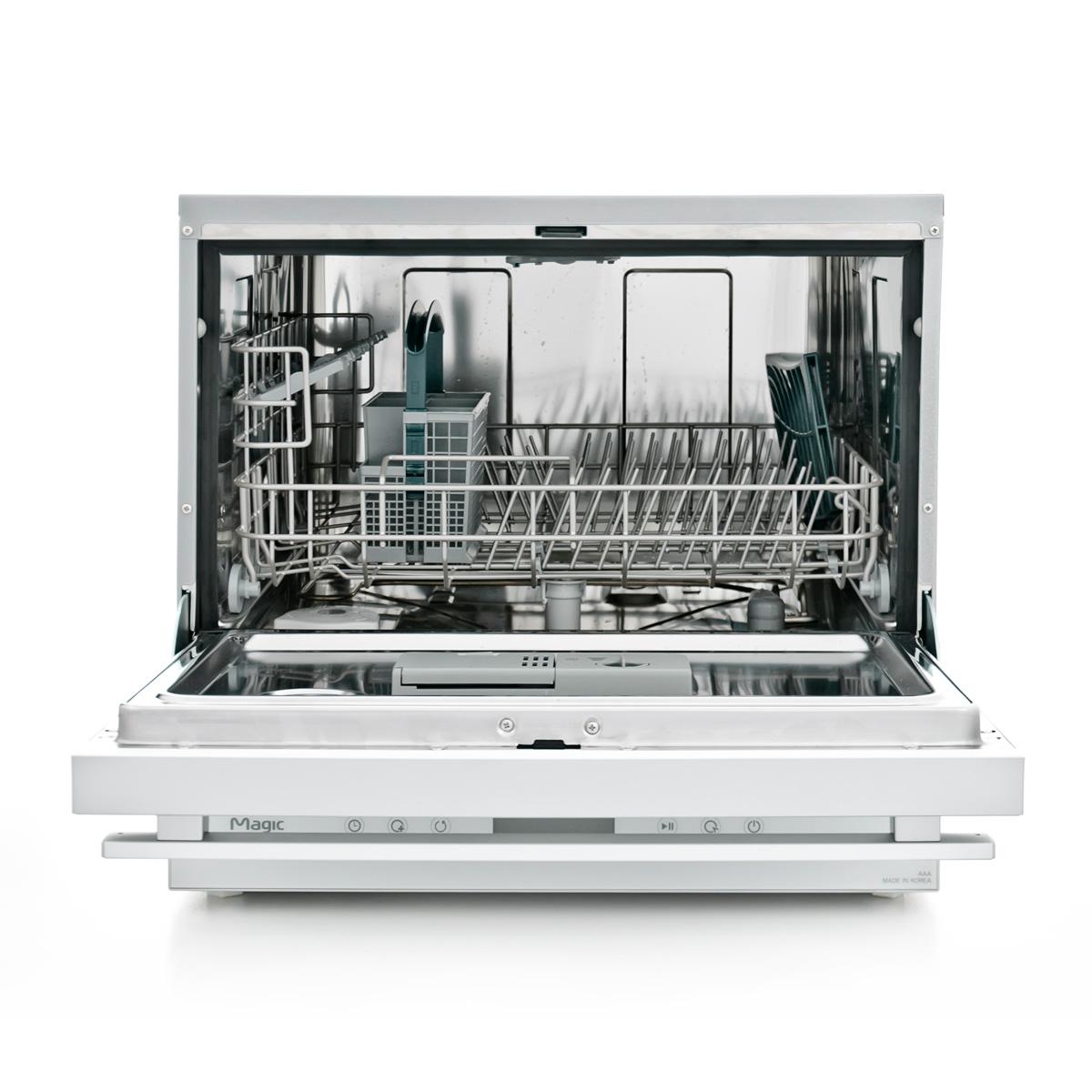 ماشین ظرفشویی رومیزی مجیک مدل DWA2195