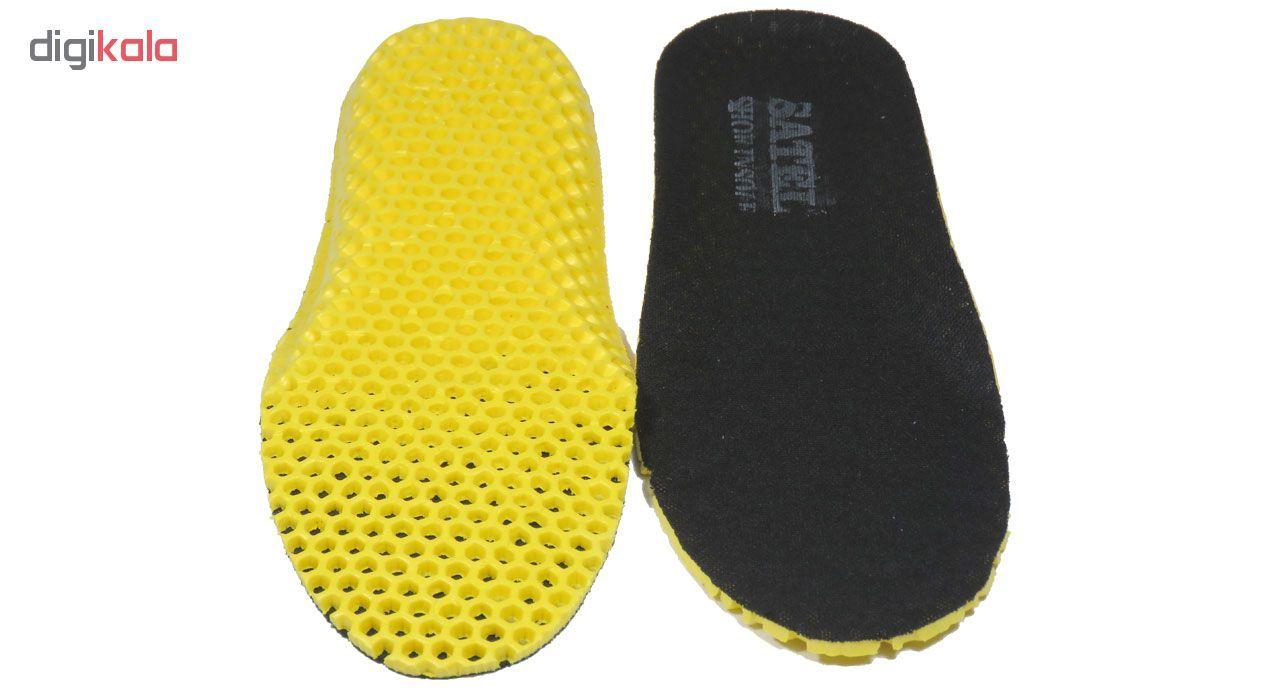 کفی طبی کفش مردانه ساتل کد 300 سایز ۴۱ main 1 1
