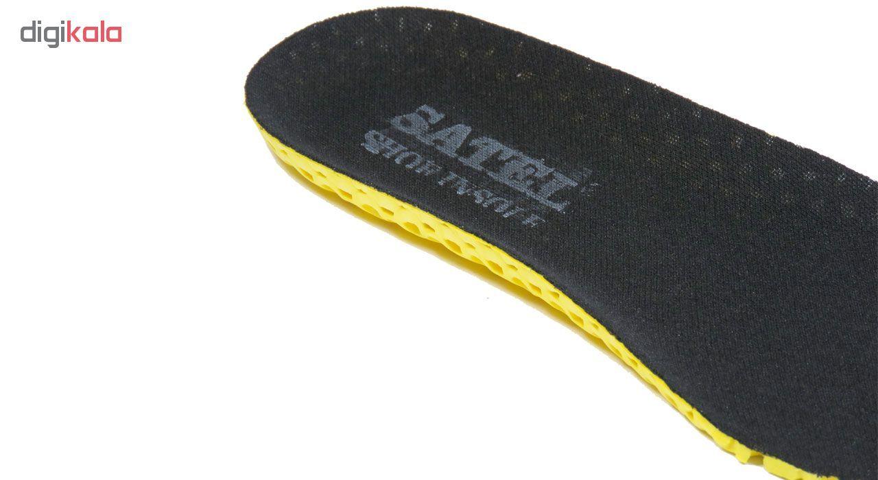 کفی طبی کفش مردانه ساتل کد 300 سایز ۴۱ main 1 2