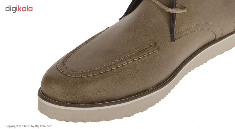 کفش مردانه پاتن جامه مدل 1562182-07 - پاتن جامه