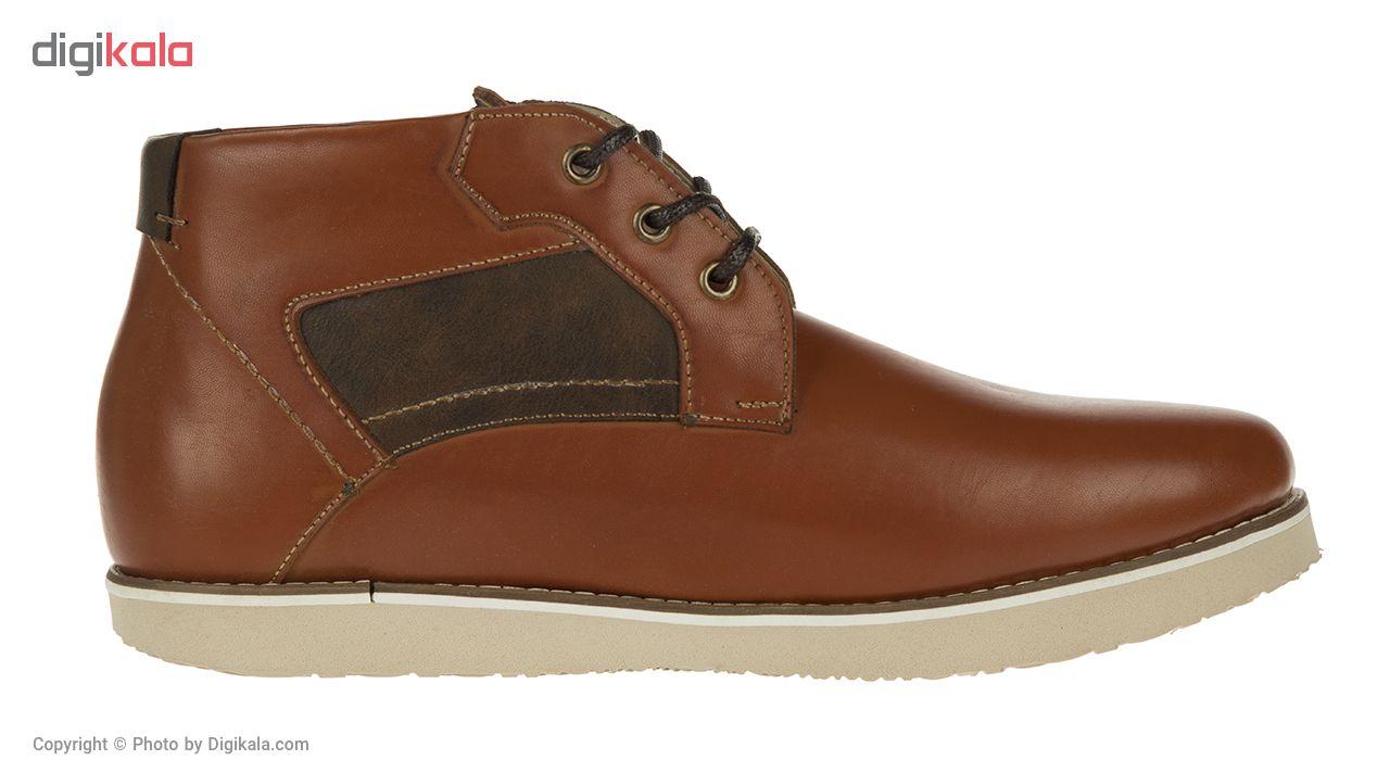کفش مردانه پاتن جامه مدل 1562121-1836