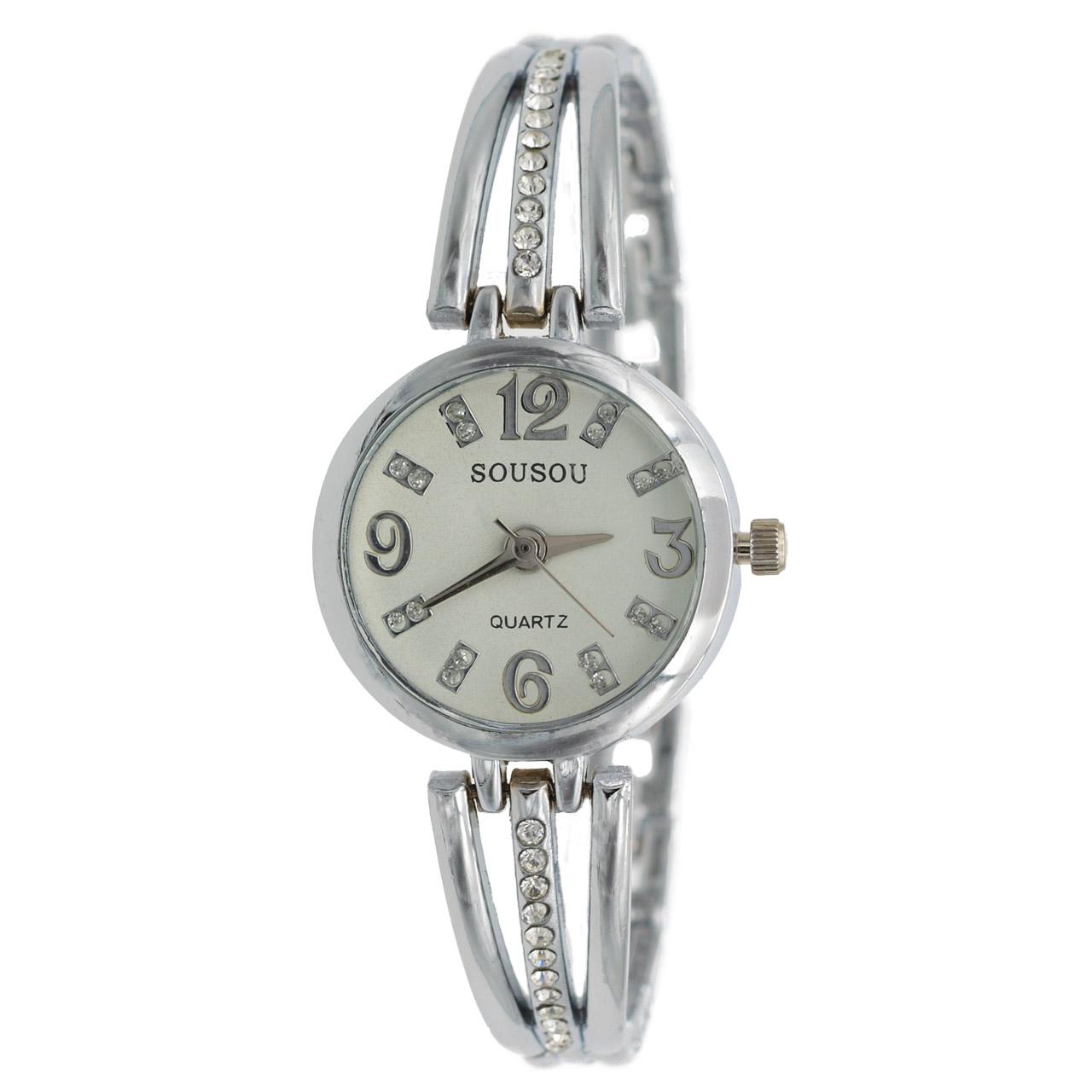 ساعت مچی عقربه ای زنانه سوسو مدل SS1986