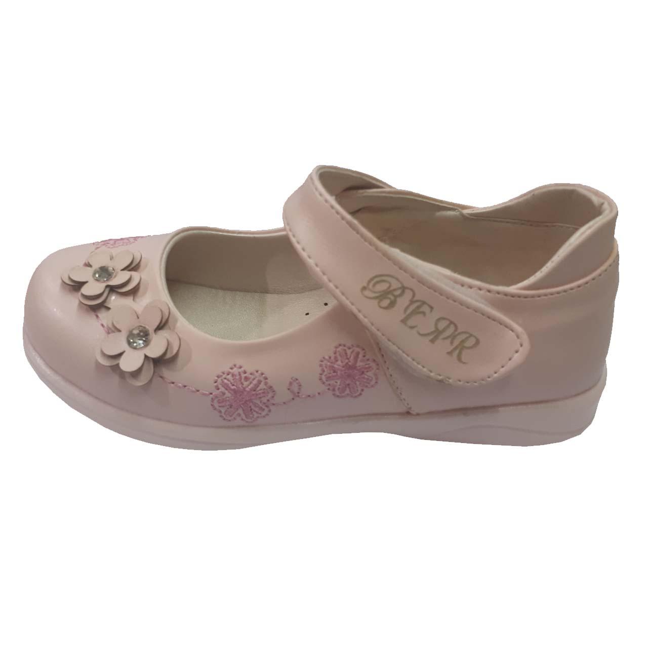 کفش بچگانه مدل دارا رنگ کالباسی