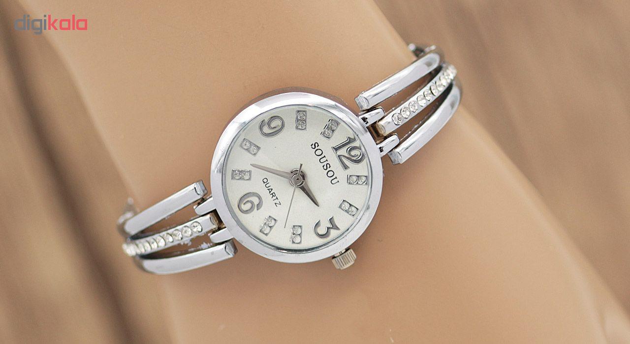 ساعت زنانه برند سوسو مدل SS1986