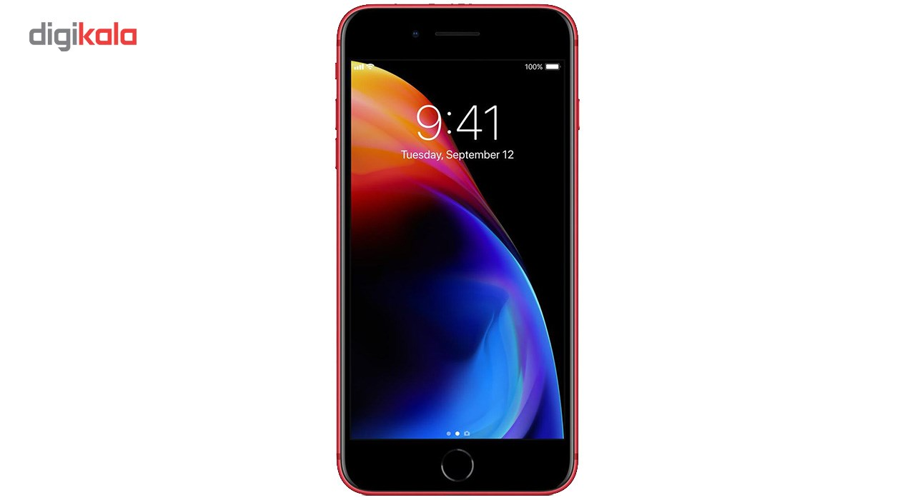 گوشی موبایل اپل مدل iPhone 8 Plus (Product) Red ظرفیت 256 گیگابایت                             Apple iPhone 8 Plus (Product) Red 256GB Mobile Phone