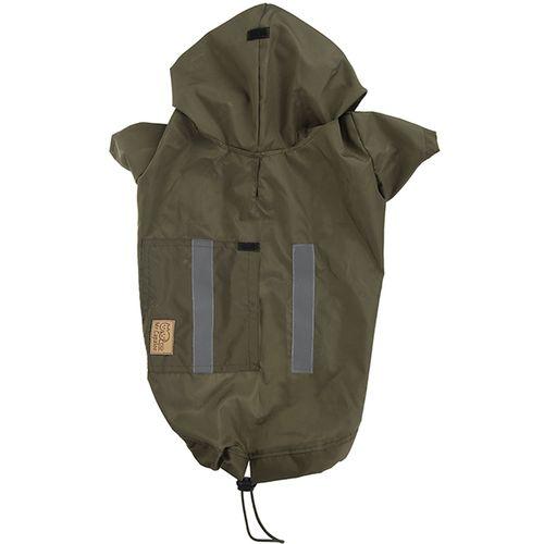 لباس بارانی سگ مسترکاپالو کد SH01G سایز M