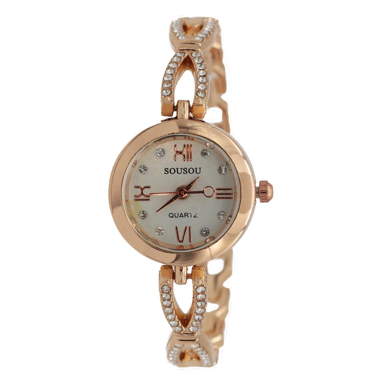 ساعت مچی عقربه ای زنانه مدل SS1990