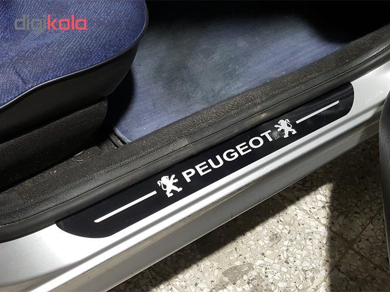 برچسب پارکابی خودرو مدل S129 مناسب برای پژو 206 main 1 1