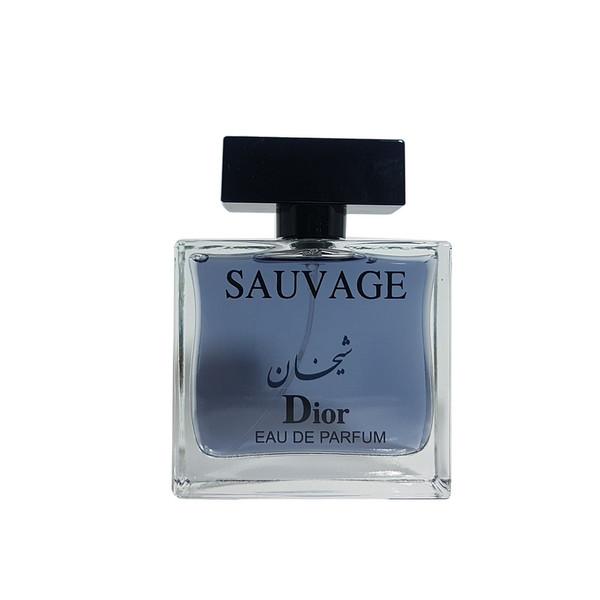 تستر ادوپرفیوم شیخان مدل Dior Sauvage