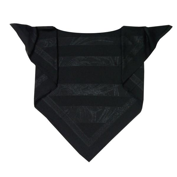روسری زنانه توتو طرح گل برجسته مدل 06