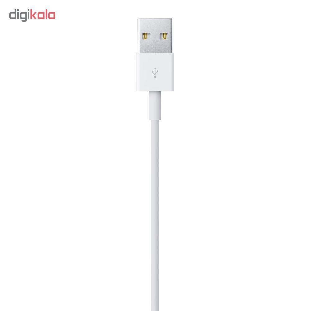 کابل تبدیل USB به لایتنینگ فاکسکان مدل MD818IPX طول 1 متر main 1 3