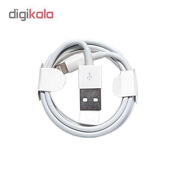کابل تبدیل USB به لایتنینگ فاکسکان مدل MD818IPX طول 1 متر main 1 4