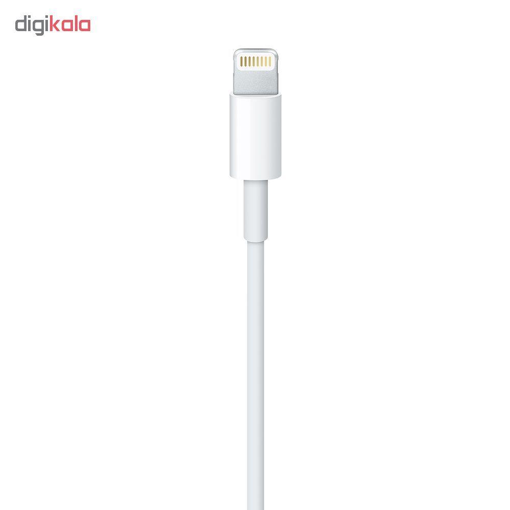 کابل تبدیل USB به لایتنینگ فاکسکان مدل MD818IP8 طول 1 متر main 1 2