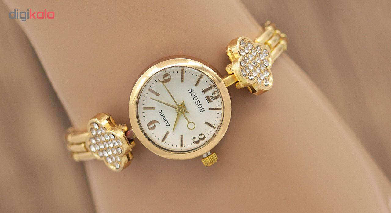 ساعت مچی عقربه ای زنانه مدل SS1991