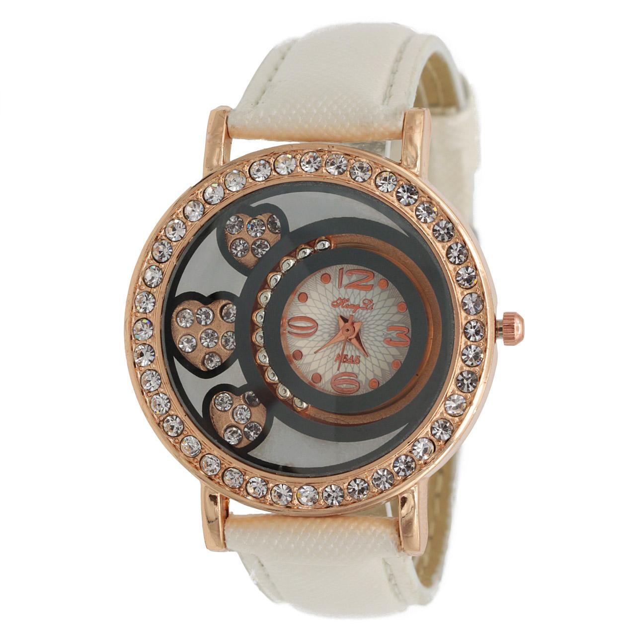 خرید ساعت مچی عقربه ای زنانه هانگ لی مدل H2000