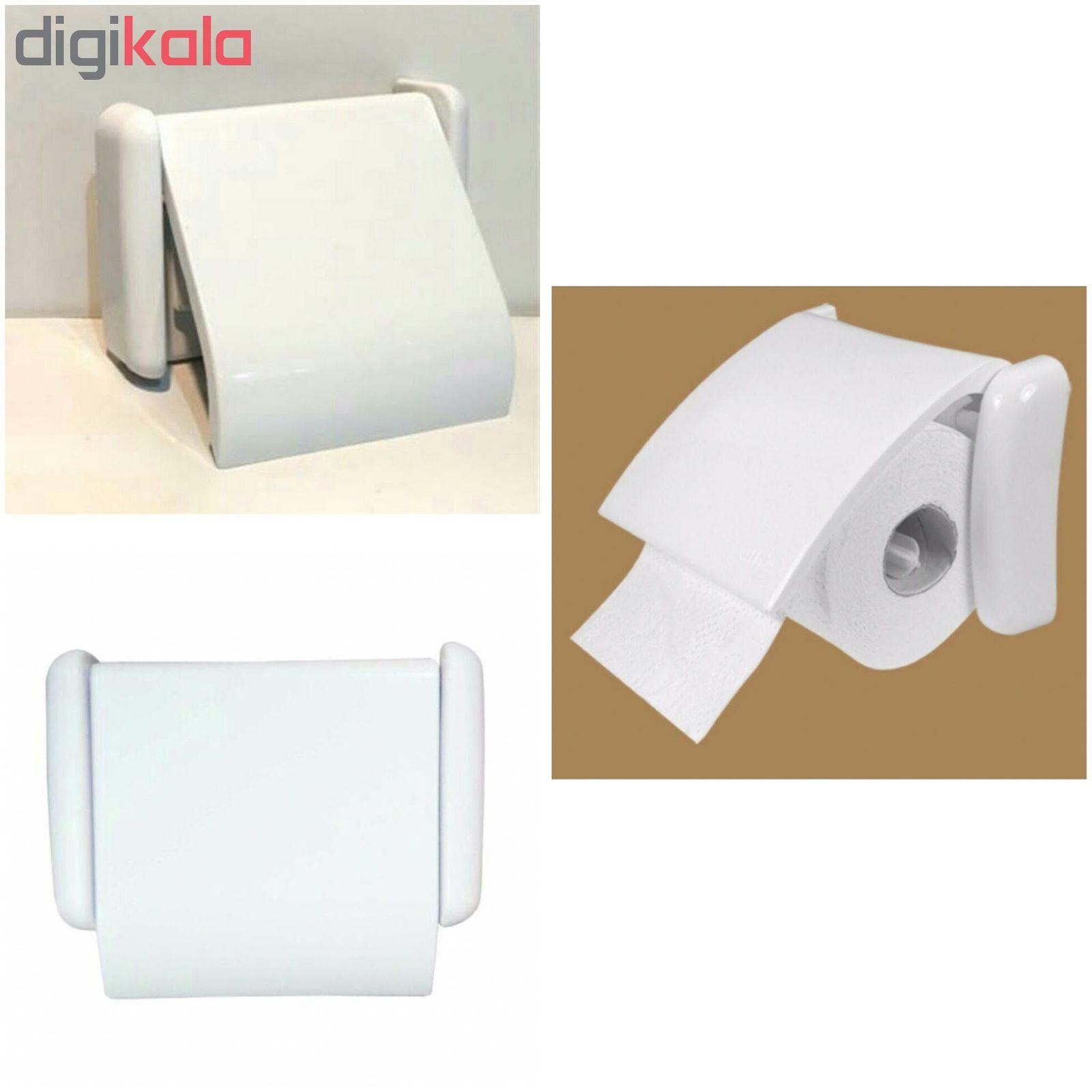 پایه دستمال توالت لیون مدل WC200  main 1 1