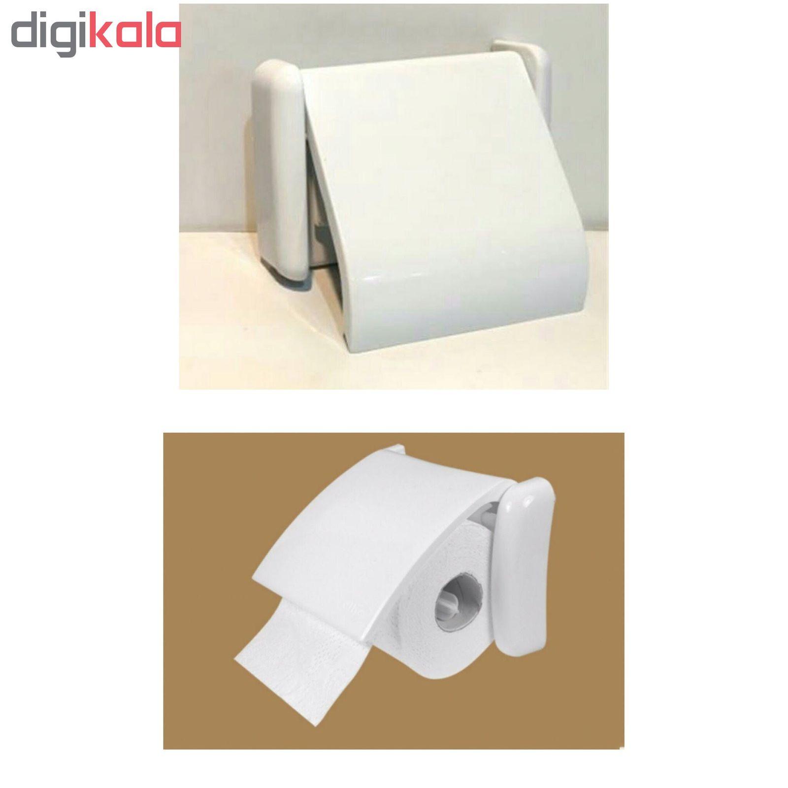 پایه دستمال توالت لیون مدل WC200  main 1 2