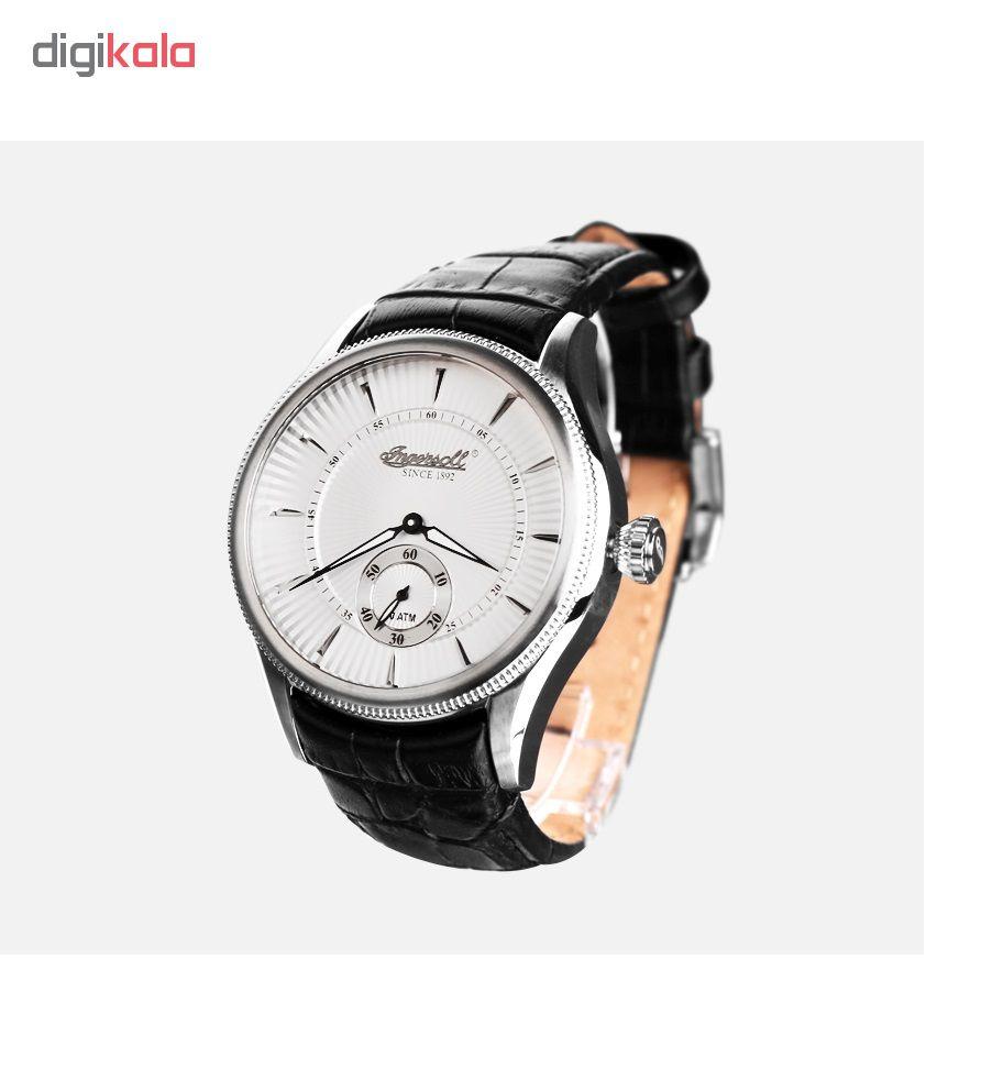 خرید ساعت مچی عقربه ای مردانه اینگرسل INQ033SLSL