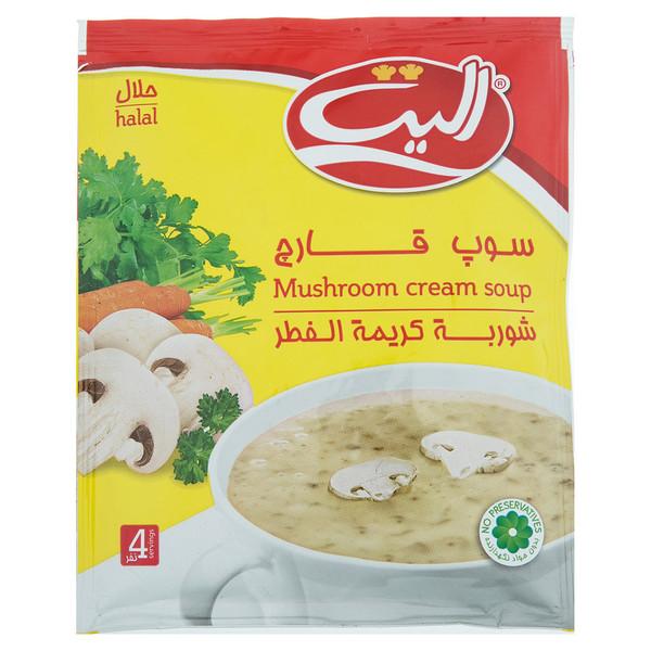 سوپ قارچ الیت مقدار 61 گرم
