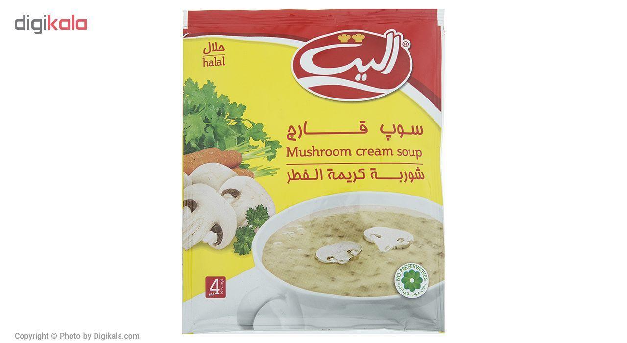 سوپ قارچ الیت مقدار 61 گرم main 1 1