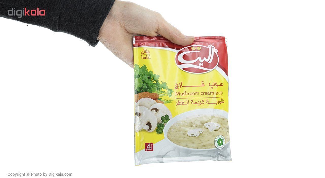 سوپ قارچ الیت مقدار 61 گرم main 1 3