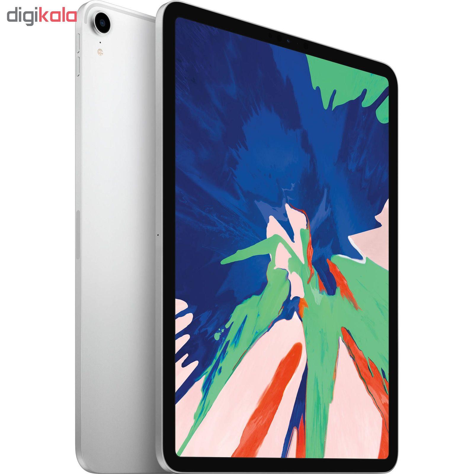تبلت اپل مدل iPad Pro 2018 11 inch WiFi ظرفیت 256 گیگابایت main 1 4