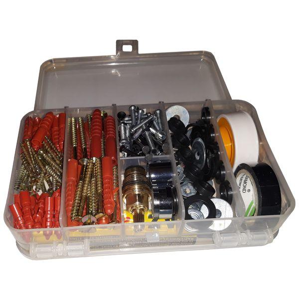 مجموعه 190 عددی ابزار مدل AH190