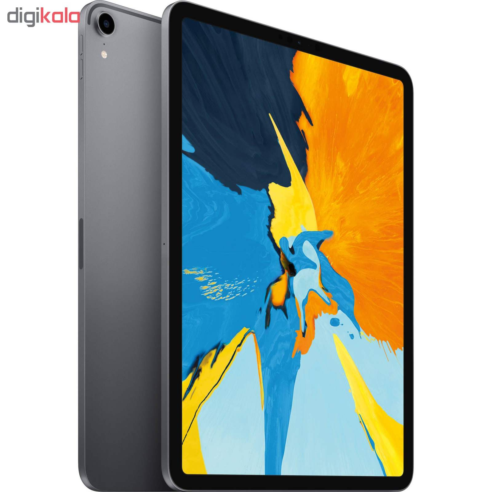 تبلت اپل مدل iPad Pro 2018 11 inch 4G ظرفیت 64 گیگابایت main 1 4