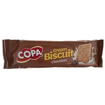 بیسکویت کرمدار شکلاتی کوپا مقدار 90 گرم