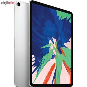 تبلت اپل مدل iPad Pro 2018 11 inch 4G ظرفیت 256 گیگابایت  Apple iPad Pro 2018 11 inch 4G Tablet 2