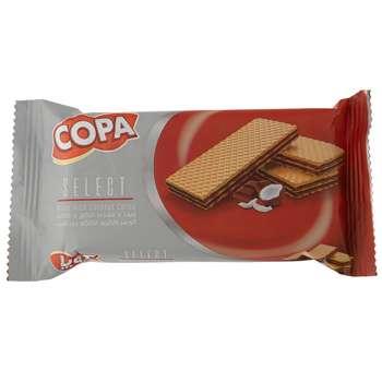 ویفر با مغز نارگیل و کاکائو کوپا مقدار 45 گرم