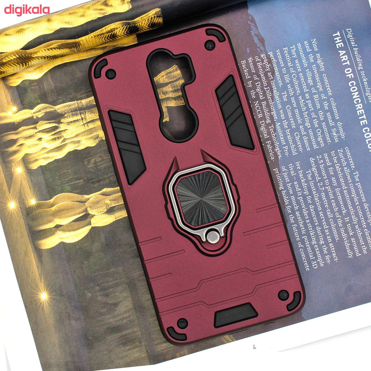 کاور کینگ پاور مدل ASH22 مناسب برای گوشی موبایل شیائومی Redmi Note 8 Pro main 1 8