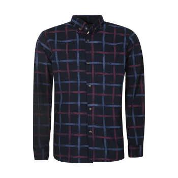 پیراهن آستین بلند مردانه کد PVLF-ZH-RB-9905