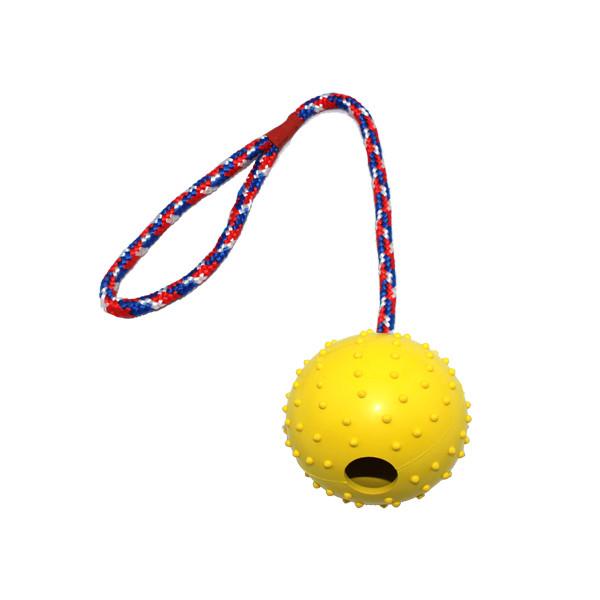 اسباب بازی سگ مدل Rope Hardball